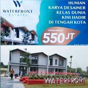 Harga Promo Rumah Minimalis Modern WaterFront Estate Lippo Cikarang (23330699) di Kab. Bekasi