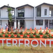 WaterFront Estate Type 3 Kamar Tidur, Harga Promo, Lokasi Terdepan (23330775) di Kab. Bekasi