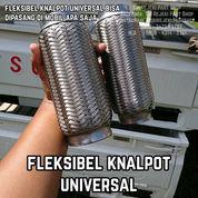 Fleksibel Flexible Knalpot Canter Hino Elf Dyna Ragasa L300 Panther T120ss Hilux Strada Xenia Avanza (23331083) di Kab. Madiun