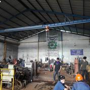Pabrik Di Pengasinan, Bekasi Timur