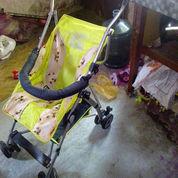 Stroller Baby Siap Tuk Pakai Langsung (23336615) di Kota Pekanbaru
