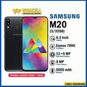Handphone Samsung M20 (23338439) di Kota Makassar