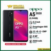 Handphone Oppo A5 2020 (23339015) di Kota Makassar