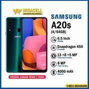 Handphohe Samsung A20s (23339123) di Kota Makassar