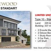 Rumah Mewah LAKEWOOD Bangunan 337 Navapark BSD, Available 1 Unit (23340875) di Kab. Tangerang