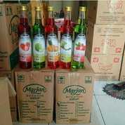 Sirup Marjan Melon, Vanila, Mocca Dan Lainnya Kemasan Botol 460ml Dus