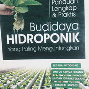 Buku Panduan Hidroponik (23354535) di Kota Makassar