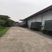 Pabrik Masih Beroperasi Lokasi Pinggir Jalan Raya Di Karawang (23359399) di Kab. Karawang