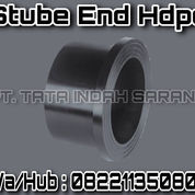 Stub End Hdpe - Distributor Fitting Pipa Hdpe - Fitting Hdpe
