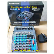 Mixer Yamaha 4 Channel