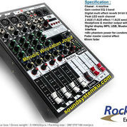 Mixer Rockley 4 Channel