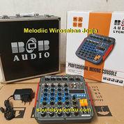 Mixer Bob Audio 4 Channel + Koper