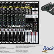 Mixer Rockley 8 Channel
