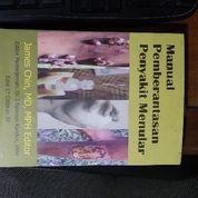 Buku Manual Pemberantasan Penyakit Menular