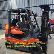 WIJAYA EQUIPMENTS|Forklift Bekas Toyota Murah Kudus (23368039) di Kab. Kudus