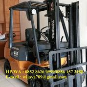 Wijaya Equipments Pusat Forklfit Toyota Bekas Murah Surabaya (23368179) di Kota Surabaya
