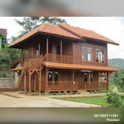 Rumah Kayu Bongkar Pasang Palembang (23371647) di Kota Banda Aceh