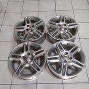 Credit Velg Ford Fiesta Ring 16x6 Pcd 4x100 Seken Bisa Cicilan
