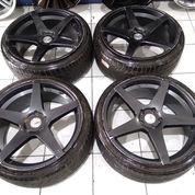 Credit Velg Advan Ring 20x85 95 Pcd 5x114 Et 45 Seken Bisa Credit (23373315) di Kota Bekasi