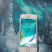 Iphone 5 Mulus Bangetttt , Dapat Anti Crack Asli Jugaa Dong..Kotak Masih Lengkap
