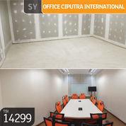 Office Ciputra International, Rawa Buaya, Jakarta Barat, 42,3 M, Lt 12, HGB (23382163) di Kota Jakarta Barat