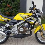 Kawasaki Ninja SS Kuning 2013 (23383511) di Ciparay