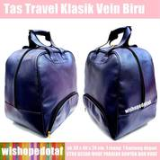 Tas Klasik Big Travel Kulit Vein
