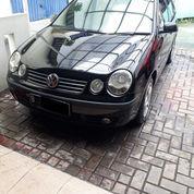 Vw Polo 1.4 Matic Normal Th 2003 Airbag Hitam Istimewa (23390043) di Kota Jakarta Selatan