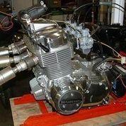 Mesin Honda Cbr 4slinder 1000cc
