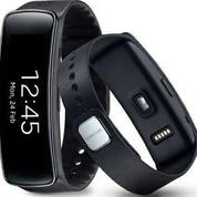 Smartwatch Samsung Gear Fit SM-R350 New Sisa Stok Samsung Resmi (23391479) di Kota Jakarta Pusat