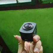 Camera Panorama VR FULL HD 360 Lengkap Cocok Vlogger Youtube Dll