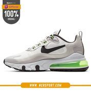 Sepatu Sneakers Nike Air Max 270 React Summit White Original CI