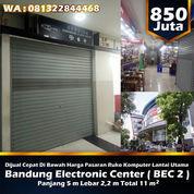 Ruko BEC 2 Lantai Utama Bandung