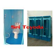 Toilet Portable Type C Closet Duduk (23409355) di Kab. Tangerang