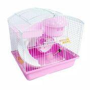 Rumah Kandang Hamster Lengkap