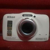 Kamera Nikon Coolpix Waterproof (23411675) di Kota Jakarta Utara