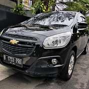 Chevrolet Spin 1.2 LT 2014 MT Low KM Asli Record (23431363) di Kota Jakarta Selatan