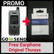 [Promo] Thuraya XT Lite FREE Earphone Headset Original + Simcard