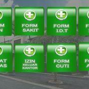 Software/ Program / Aplikasi HRD Atau Personalia Sistem DIsesuaikan Dengan Perusahaan