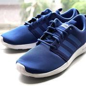 Sepatu Running Adidas CF Swift Racer Blue