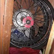Velg Tk Ring 17 Khusus Honda Matic Tinggal Pasang (23443175) di Kota Bekasi