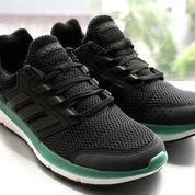 Sepatu Running Adidas Galaxy 4 Black Green