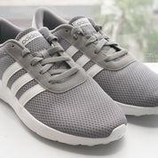 Sepatu Running Adidas Lite Racer Grey