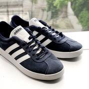 Sepatu Adidas VL Court 2.0 Blue