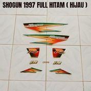 Striping Shogun 1997 Full Hitam ( Hijau ) (23447775) di Kota Jambi