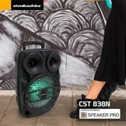 Speaker Simbadda CST 838N Free Mic Cable CST-838 CST838
