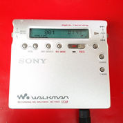 Sony MZ-R900 Minidisc Walkman Second