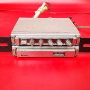 Clarion GE -311 Clarion GA311 Equalizer & Power Amplifier Vintage Car Audio