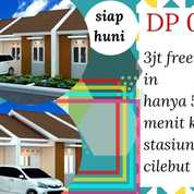 TAMAN GRIYA ASRI CILEBUT Bogor Siap Huni Dp0% Free Biaya Kpr Dekat Stasiun (23451103) di Kab. Bogor