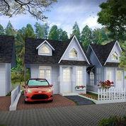 Rumah Murah Desain Eropa Kawasan Agrowisata Bogor